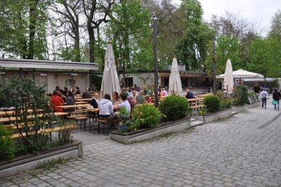Biergarten am Muffatwerk