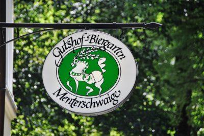 Gutshof Menterschwaige