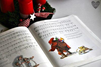 Lasst uns froh und munter sein-Nikolaus