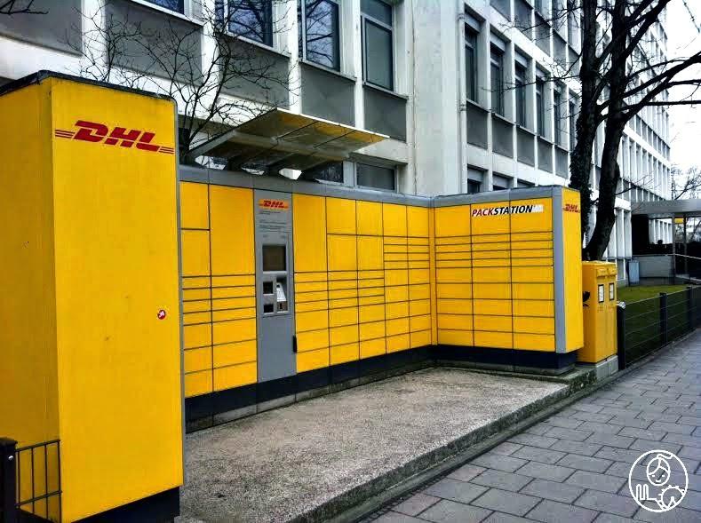 Poczta-Packstation-Niemcy