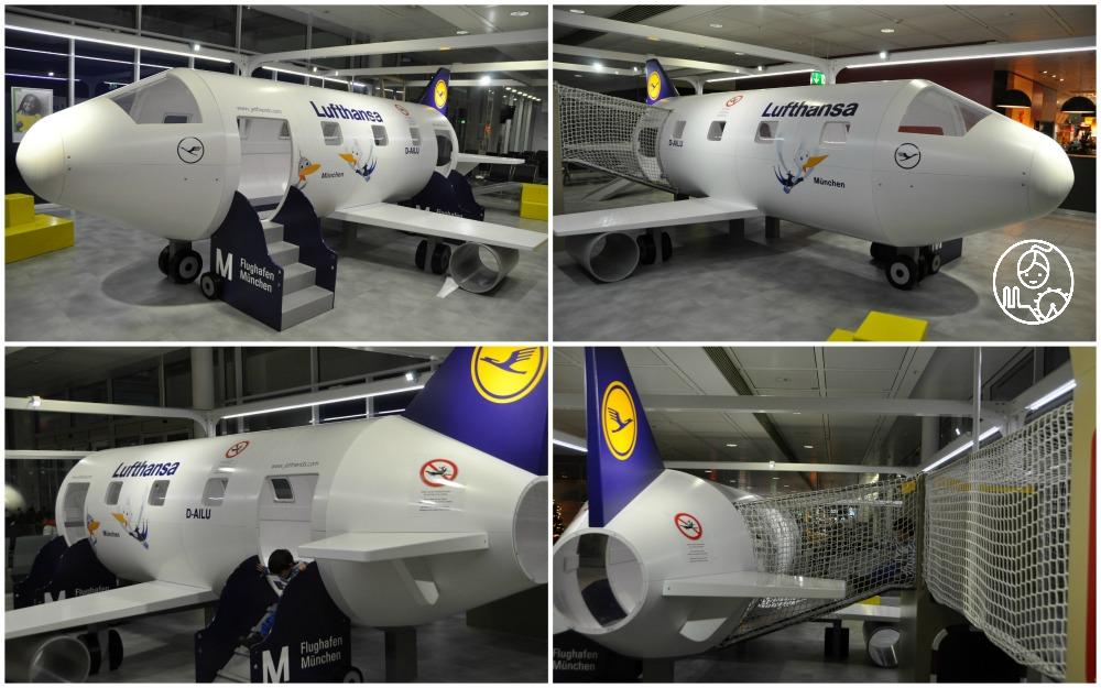 Model-samolotu-terminal-lotnisko