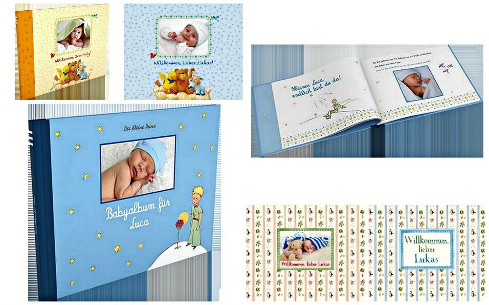 Babyalbum-Geschenkeschatz