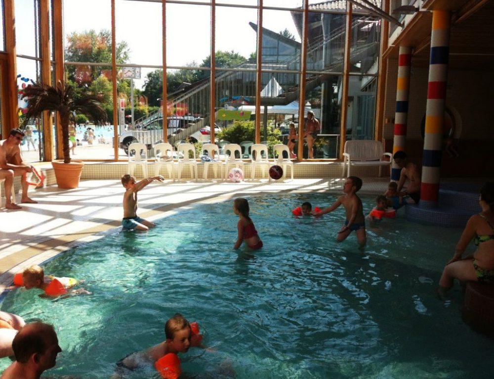 3 baseny w okolicy Monachium z podgrzewanym brodzikiem dla niemowląt