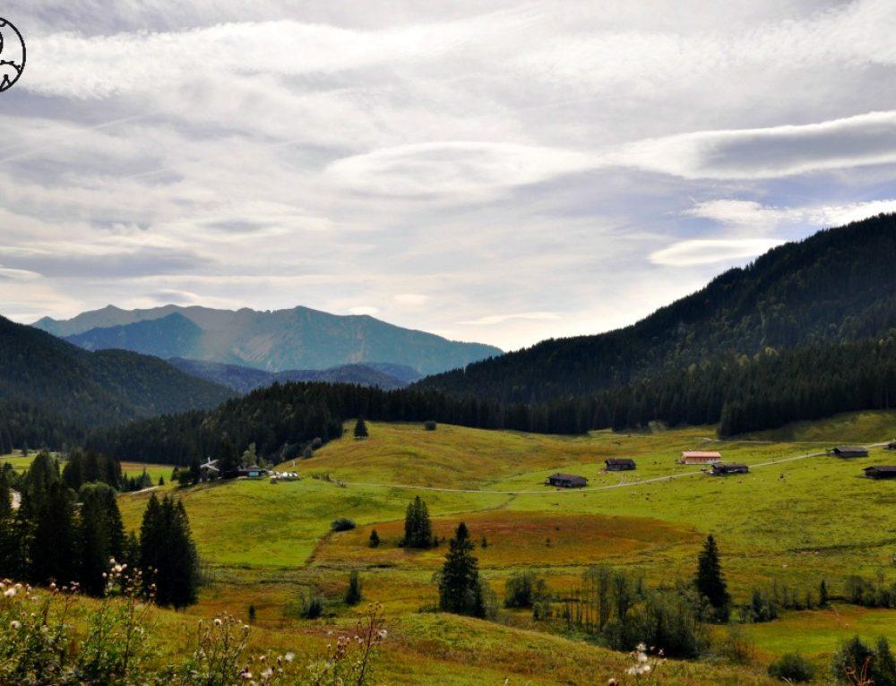 Lajtowa wycieczka w góry do schroniska  DAV Albert-Link Hütte (Spitzingsee)
