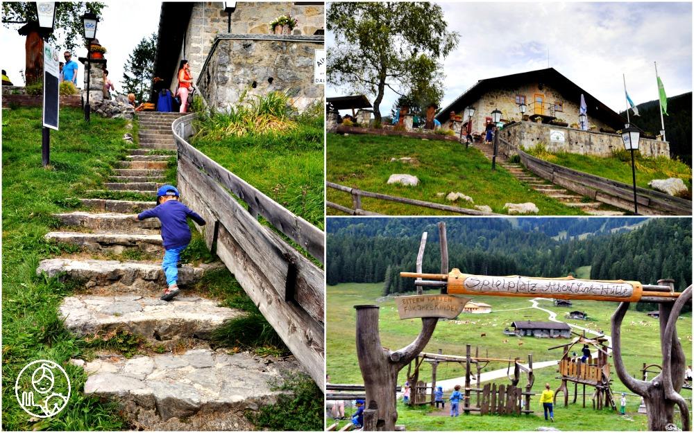 Huette schronisko DAV Albert-Link Hütte