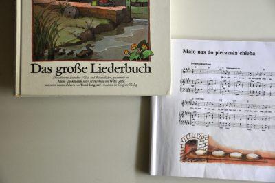 Niemieckie piosenki dla dzieci