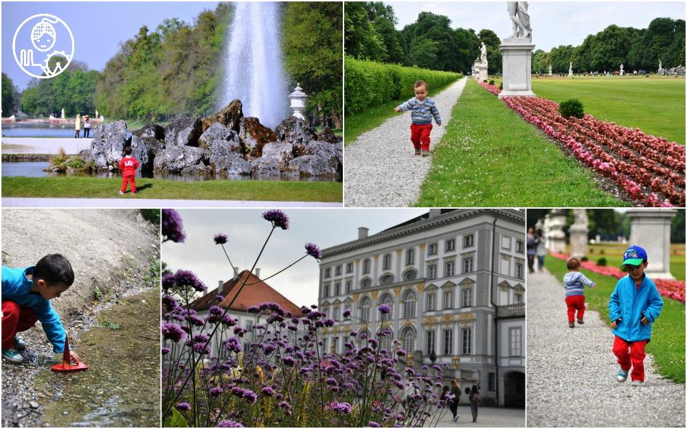 Nymphenburgerpark-z-dziecmi