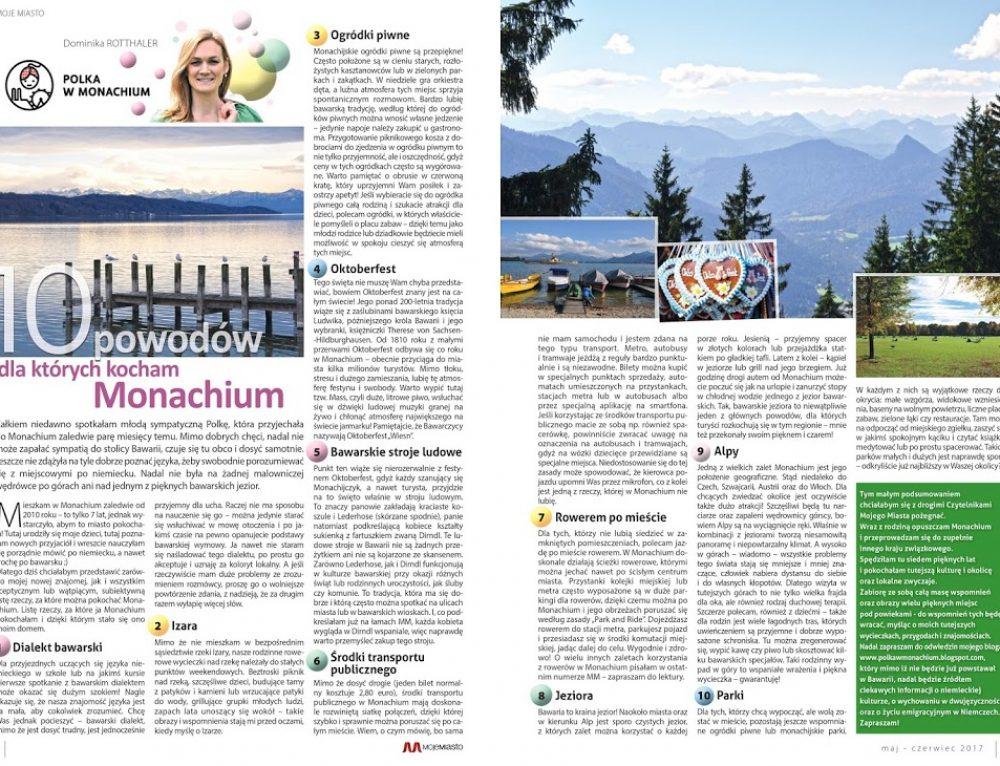 10 powodów, dla których kocham Monachium