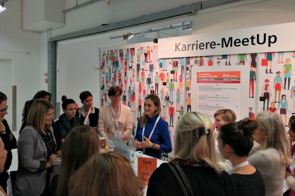 Karriere-Meet-Up-Monachium