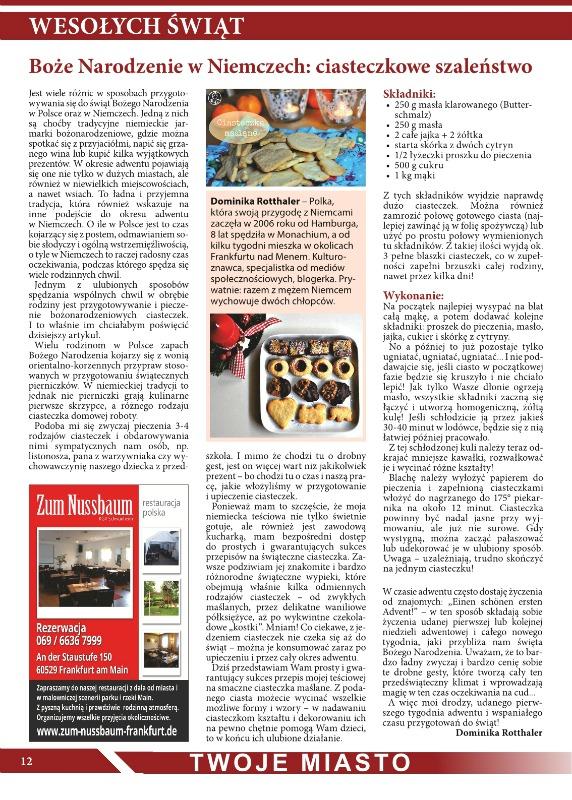 Twoje Miasto - gazeta polonijna_Ciasteczkowe szalenstwo