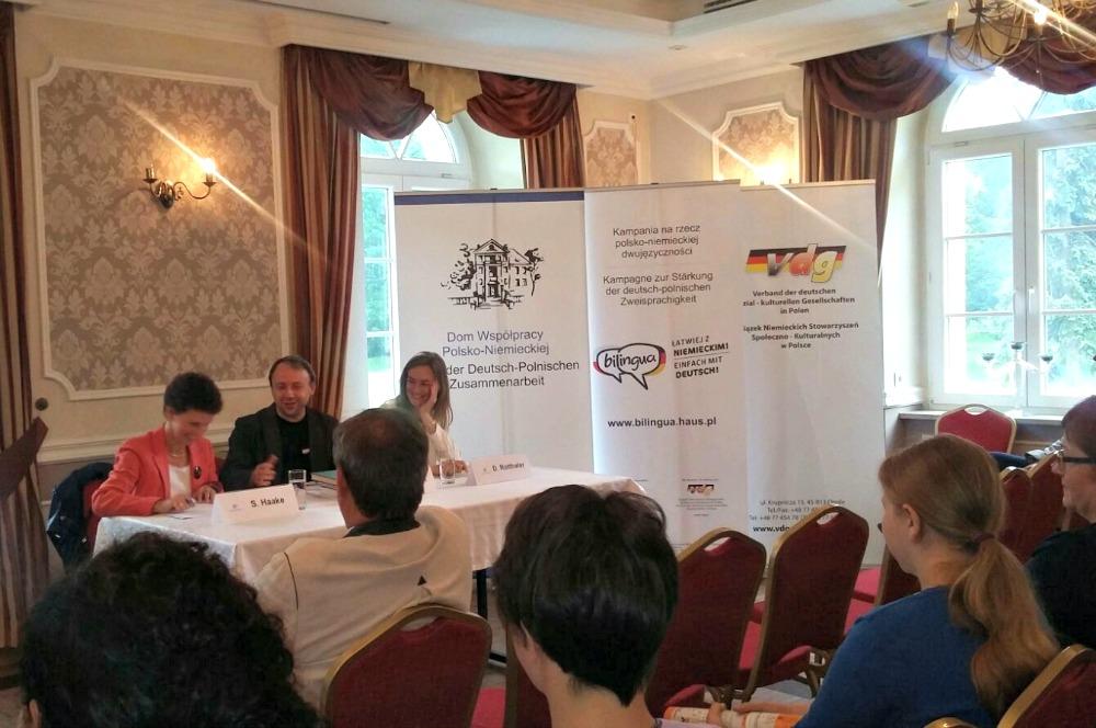 Wychowanie w dwujęzyczności - Dom Współpracy Polsko-Niemieckiej