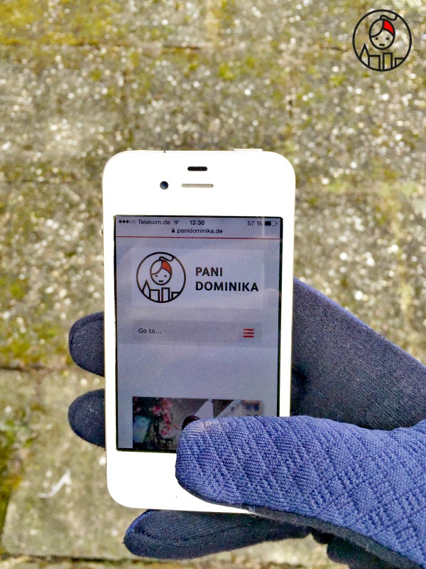 Prezenty dla blogerów-rękawiczki z funkcją dotyku