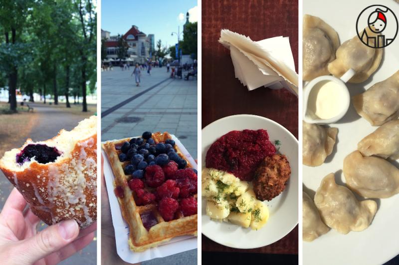 Rzeczy, które robię, będąc w Polsce_jedzenie