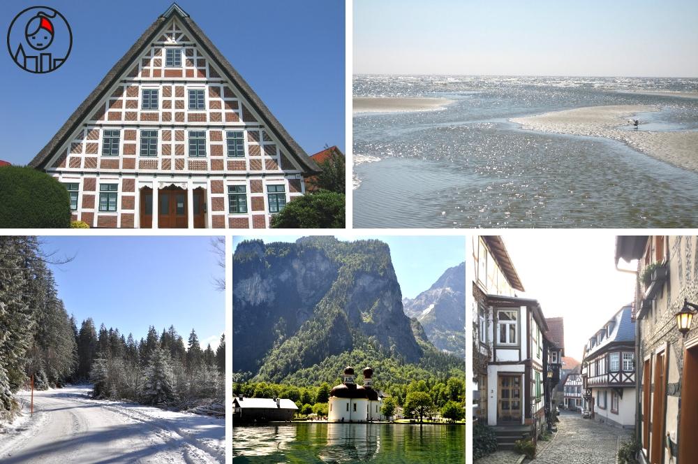 5 regionów w Niemczech, które warto odwiedzić
