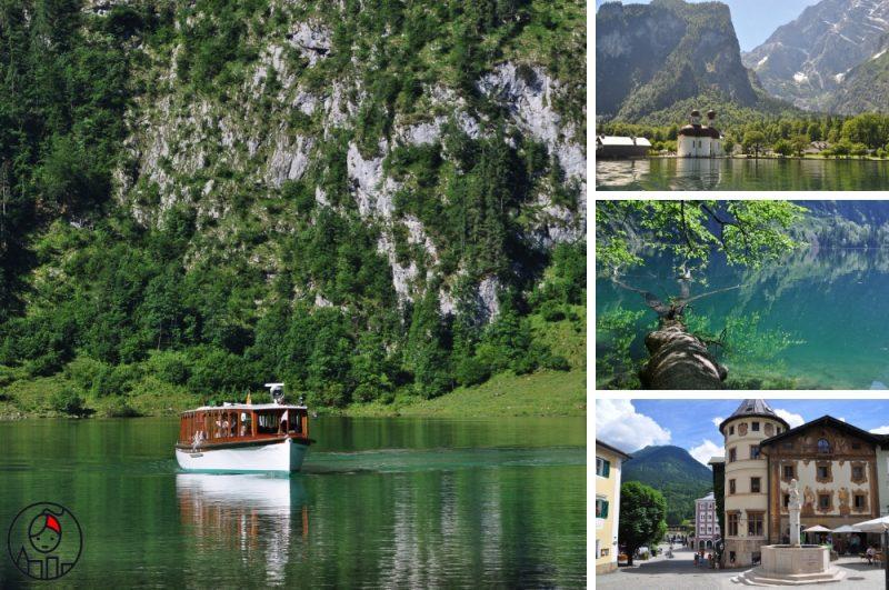 5 regionów w Niemczech, które warto odwiedzić_Berchtesgadener Land i Jezioro Królewskie